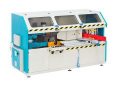 NCM 550 Saw Notching Machine
