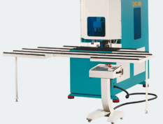 SCORPIO-02 CNC Corner Cleaning Machine (2 axes / 4 axes )