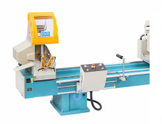 ZIGMA-02 SA Semi Automatic Double Head Saw 16-1/2″ (420 mm)