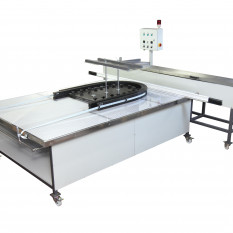 DRAGON Manual Vinyl (PVC) Hot Air Profile Bending Machine