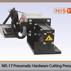 NIS-17 Pneumatic Hardware Cutting Press