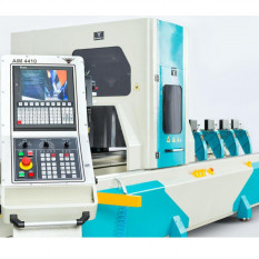 AIM 4410 – 4 AXES ALUMINIUM PROFILE PROCESSING CENTER