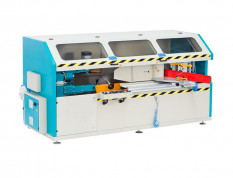 NCM 550 Saw Notching Machine
