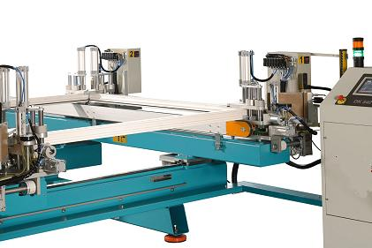CCL 1660 Vinyl (PVC) Frames Production Line
