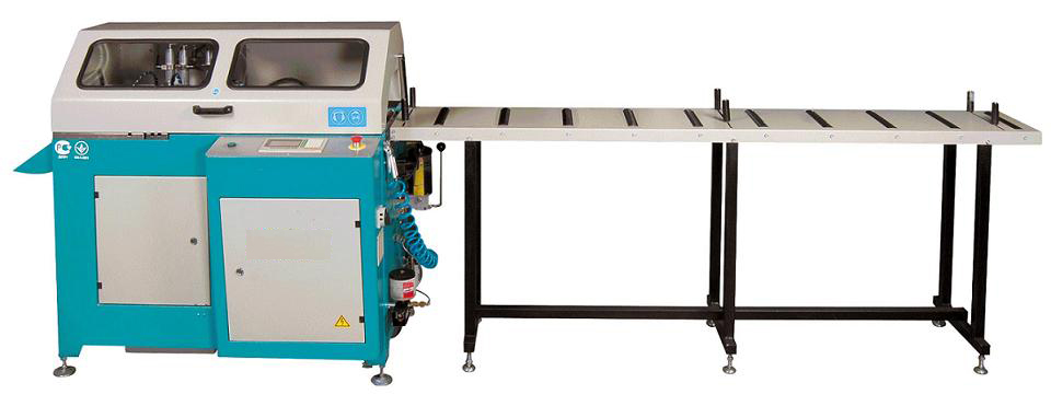 "CRATER-02 AP Automatic 18"" Straight Upcut Saw with Auto Feeding (Servo System)"
