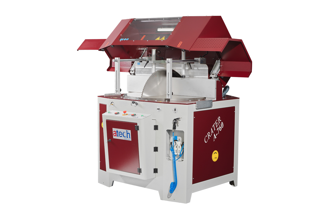 CRATER-06 A700-760 Heavy Duty Automatic Upcut Miter Cuts Saw 22 (700-760 mm)