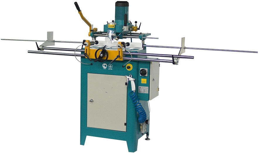 LIBRA-02 HM Manual Copy Router With Horizontal Drilling Unit 3