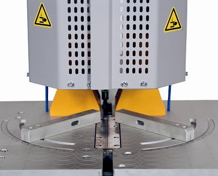 PHOENIX-02 SH Automatic Single Corner Vinyl (PVC) Welding Machine 2