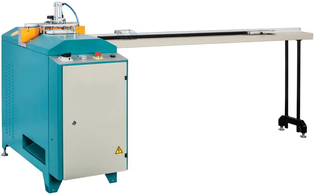 ZETA-02 A Automatic Double Glazing Bead Saw