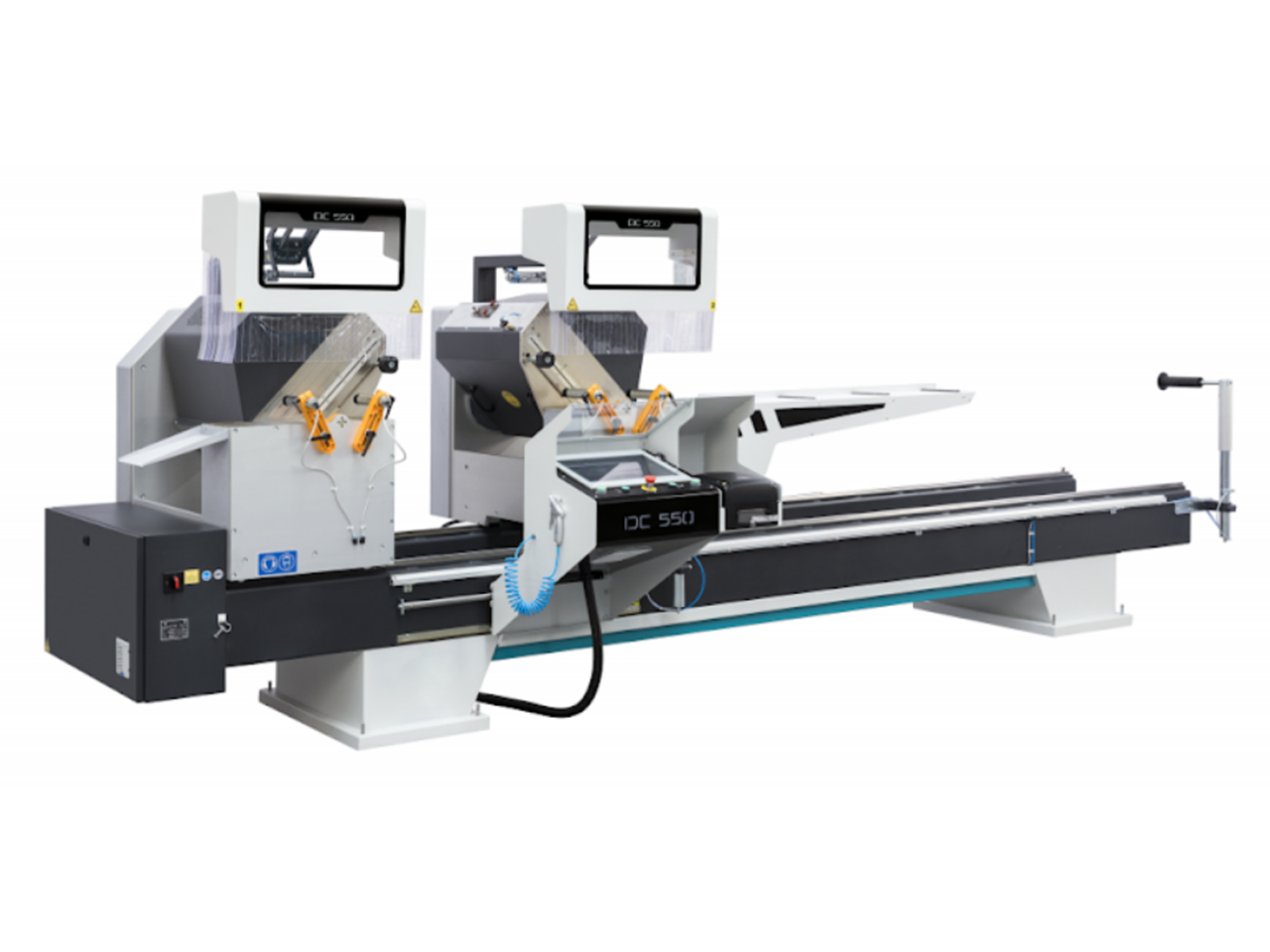 ZIGMA-02 AP-550 CNC Double Head Miter Saw – 22 (550 mm) 1