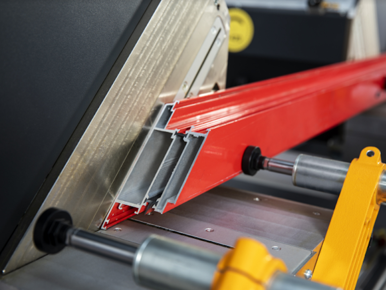 ZIGMA-02 AP CNC Double Head Miter Saw Cutting Machine 16-12 (420 mm) Aluminium Profile