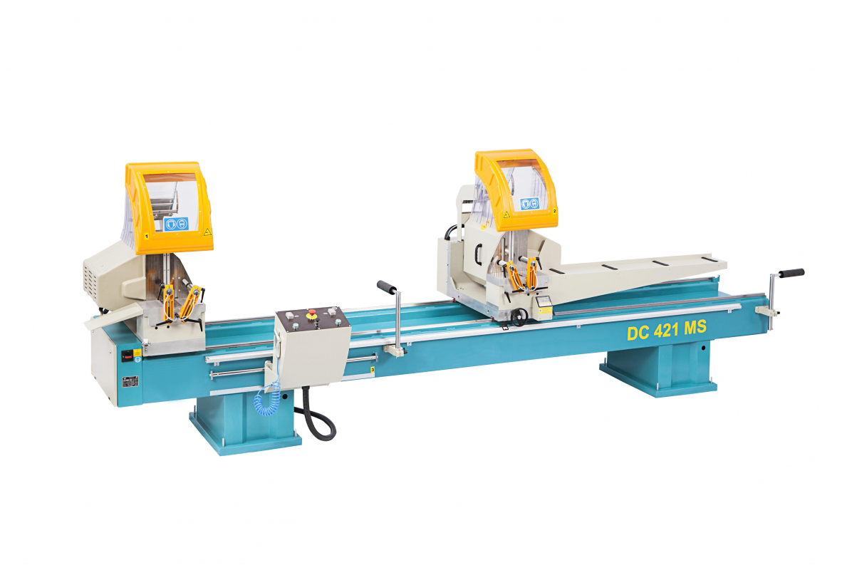 ZIGMA-02 SA Semi Automatic Double Head Saw 16-1-2″ (420 mm)