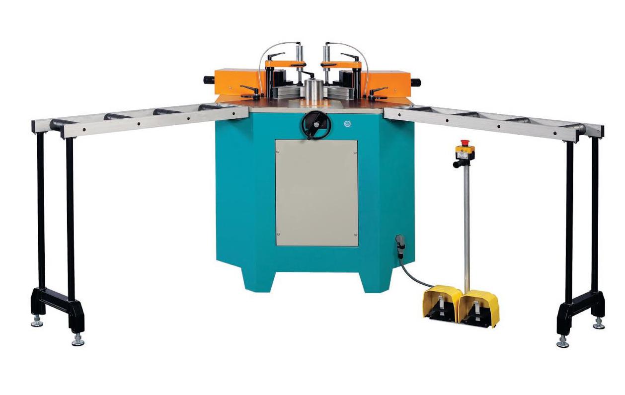 APIS-02 H Hydraulic Corner Crimping Machine 1
