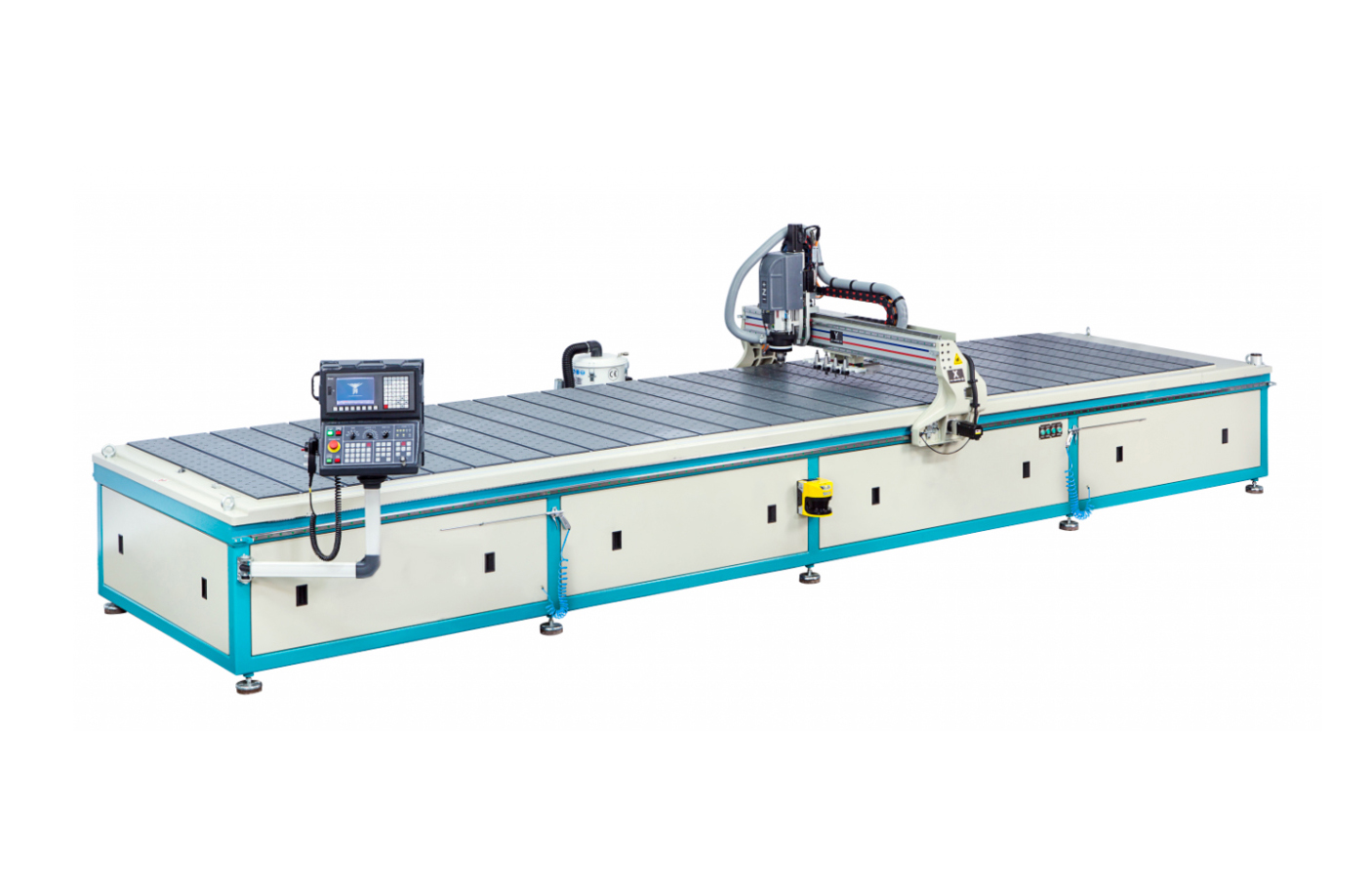 CPM 6161 Double Station Composite Panel Processing Machine
