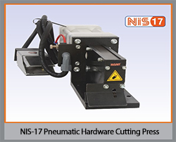 NIS-17 Pneumatic Hardware Cutting Press