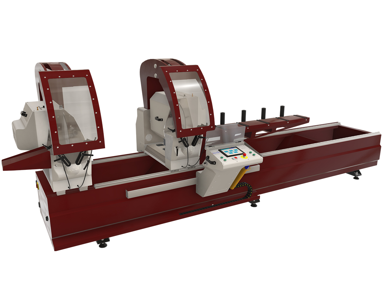 Automatic Profile Cutting Saw