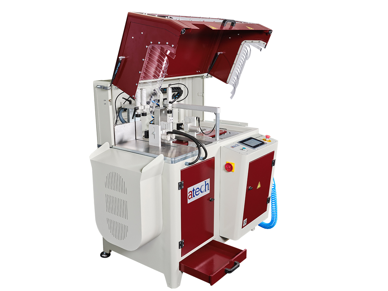 Crater 06-AP Automatic Upcut Aluminium Profile Slicing Machine (1)