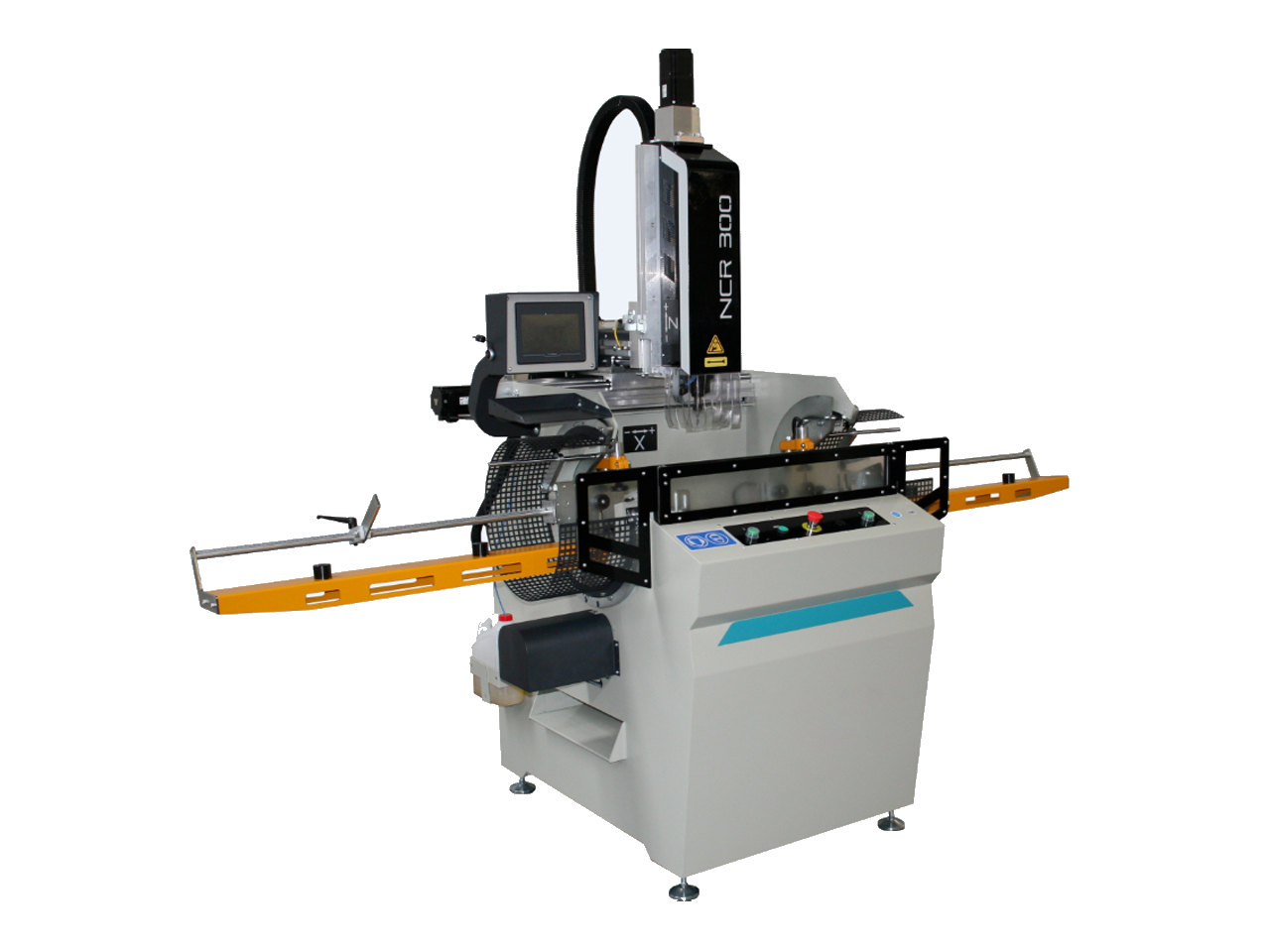 LIBRA-CNC 4 Axis CNC Copy Router